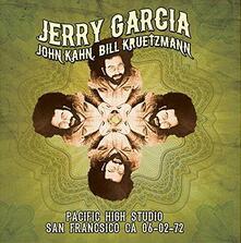 Live in San Francisco 1972 - CD Audio di Jerry Garcia