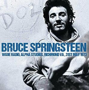 Live in Richmond - CD Audio di Bruce Springsteen