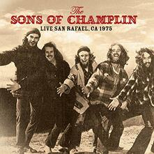 Live at San Rafael - CD Audio di Sons of Champlin