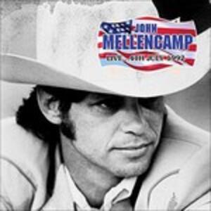 Live 4th July '92 - CD Audio di John Cougar Mellencamp