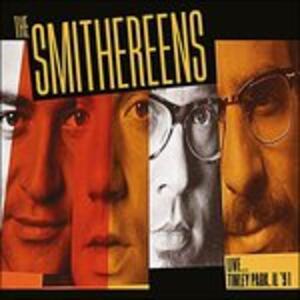 Live Tinley Park - CD Audio di Smithereens