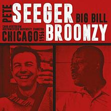 Chicago 1956 - CD Audio di Pete Seeger