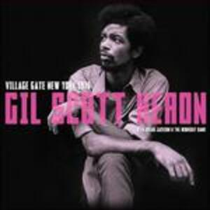 Village Gate, NYC 1976 - CD Audio di Gil Scott-Heron