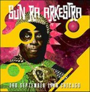 3rd September 1988 Chicago - Vinile LP di Sun Ra Arkestra
