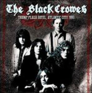 Trump Plaza Hotel, Atlantic City 1990 - CD Audio di Black Crowes