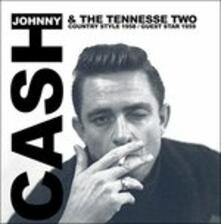 Country Style 1958-1959 - CD Audio di Johnny Cash
