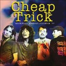 Rockford Armory, Illinois - CD Audio di Cheap Trick