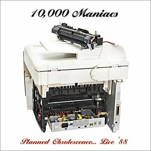 Planned Obsolescence... Live '88 - CD Audio di 10.000 Maniacs