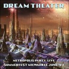 CD Metropolis Part 1 Live Dream Theater