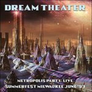Metropolis Part 1 Live - CD Audio di Dream Theater