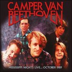 Mississippi Nights Live - CD Audio di Camper Van Beethoven