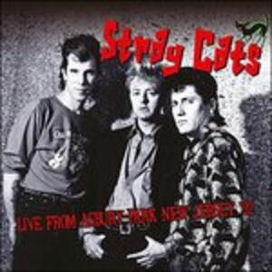 Live from Asbury Park - CD Audio di Stray Cats