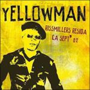 Rissmillers - CD Audio di Yellowman