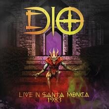 Live in Santa MOnica 1983 - CD Audio di Dio