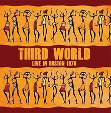 Live in Boston 1976 - CD Audio di Third World