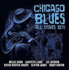 Chcago Blues All Stars - CD Audio