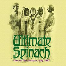 Live at the Unicorn - CD Audio di Ultimate Spinach