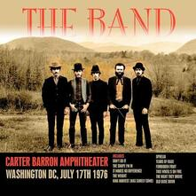 Carter Barron Amphitheater, Washington DC, July 17th 1976 - CD Audio di Band
