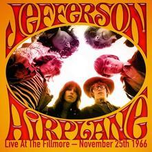 Live at the Fillmore November 25th 1966 - CD Audio di Jefferson Airplane