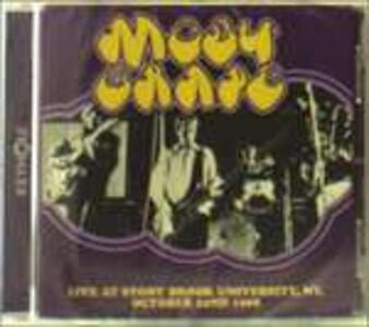 Live at Stony Brook University - CD Audio di Moby Grape