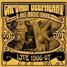 Live 1966-67 - Vinile LP di Captain Beefheart,Magic Band