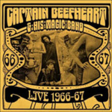 Live 1966-67 - CD Audio di Captain Beefheart