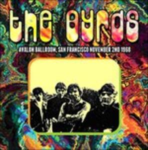 Avalon Ballroom - Vinile LP di Byrds