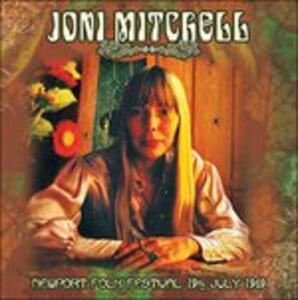 Newport Folk Festival, 19th July 1969 - Vinile LP di Joni Mitchell