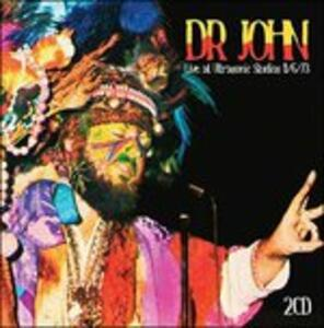 Ultrasonic Studios 11-6-73 - CD Audio di Dr. John