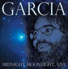 Midnight Moonlight Live - CD Audio di Jerry Garcia