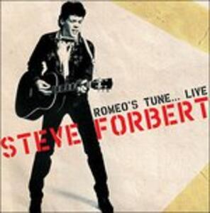 Romeo's Tune Live - CD Audio di Steve Forbert