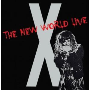 New World Live - CD Audio di X