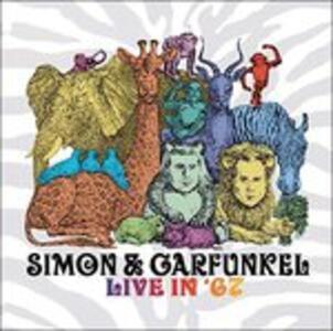 Live in '67 - CD Audio di Paul Simon,Art Garfunkel