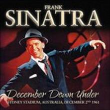 December Down Under - CD Audio di Frank Sinatra