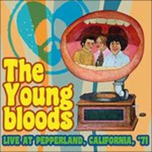 Live At Pepperland, .. - CD Audio di Youngbloods