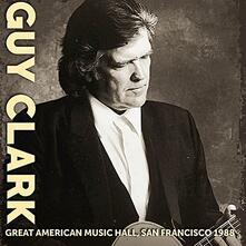 Great American Music.. - CD Audio di Guy Clark