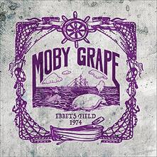 Ebbets Field 1974 - CD Audio di Moby Grape