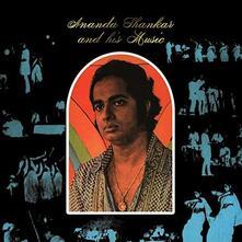 Ananda Shankar (Limited Edition) - CD Audio di Ananda Shankar