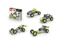 Costruzioni Engino Inventor 4 Modelli Auto Engino