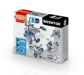 Costruzioni Engino Inventor 4 Modelli Aerei Engino