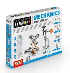 Engino. Stem Mechanics: Leve E Collegamenti