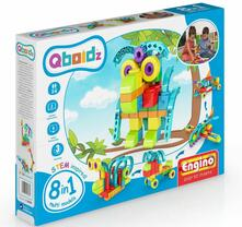 Qboidz: 8 In 1 Multimodels (Owl)