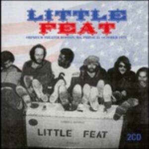 Live in Boston - Vinile LP di Little Feat