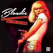 Old Waldorf, SF CA, 21st September 1977 - CD Audio di Blondie