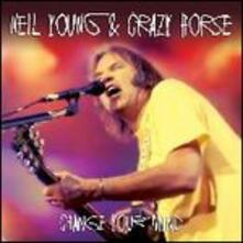 Change Your Mind - CD Audio di Neil Young,Crazy Horse