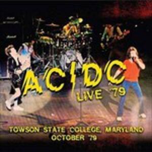 Towson State Live '79 - Vinile LP di AC/DC