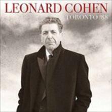 Toronto '88 - CD Audio di Leonard Cohen