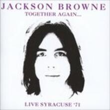 Together Again (Remastered Edition) - CD Audio di Jackson Browne
