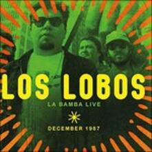 La Bamba Live December - CD Audio di Los Lobos