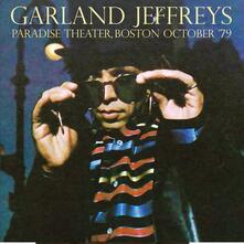 Paradise Theater (Remastered Edition) - CD Audio di Garland Jeffreys